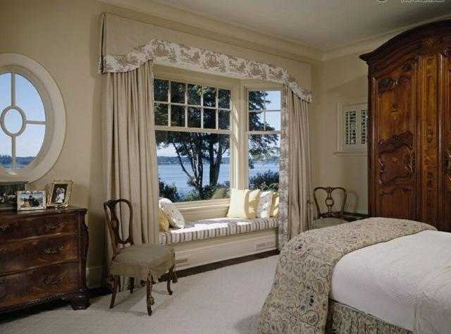 12 kiểu ghế bên cửa số tuyệt đẹp dành cho phòng ngủ - Ảnh 9.