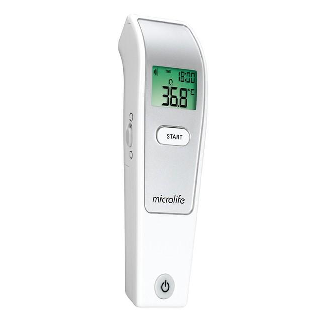 Chọn nhiệt kế điện tử nào cho bé sơ sinh? - Ảnh 1.