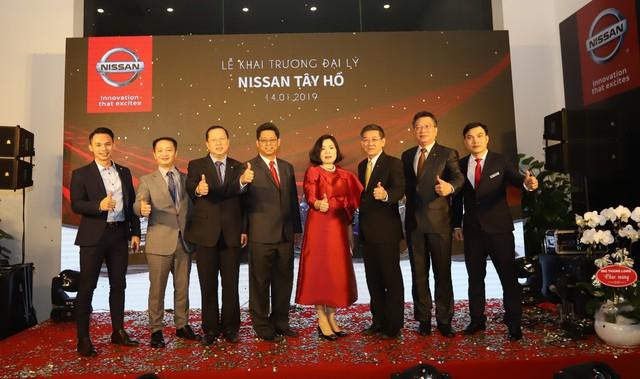 Nissan Việt Nam khai trương Đại lý 1S Nissan Tây Hồ - Ảnh 1.