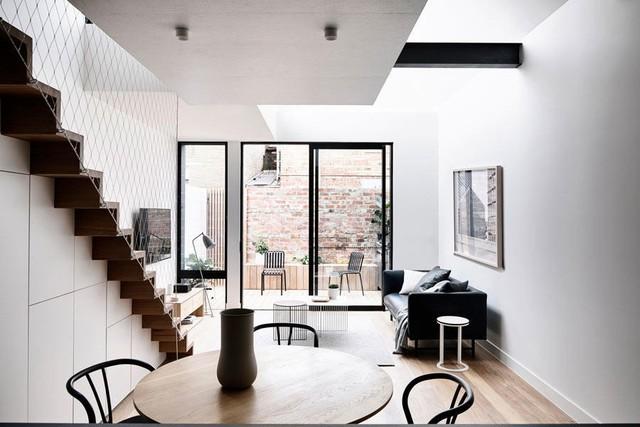 Sự thu hút cúa phong cách nội thất công nghiệp - Ảnh 1.