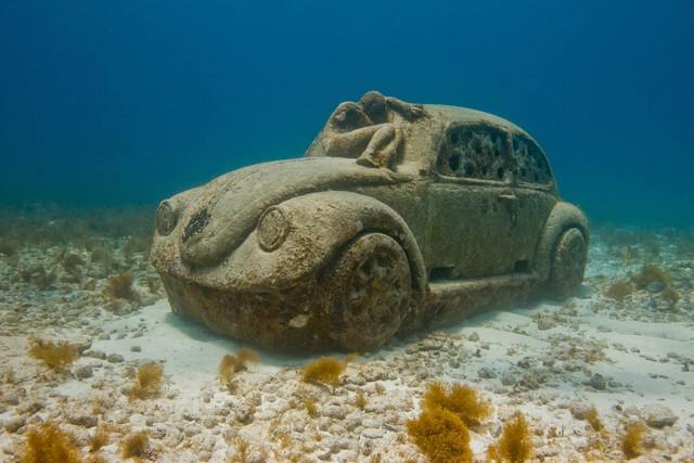 Lặn biển để ngắm những pho tượng bí ẩn và tuyệt đẹp - Ảnh 16.