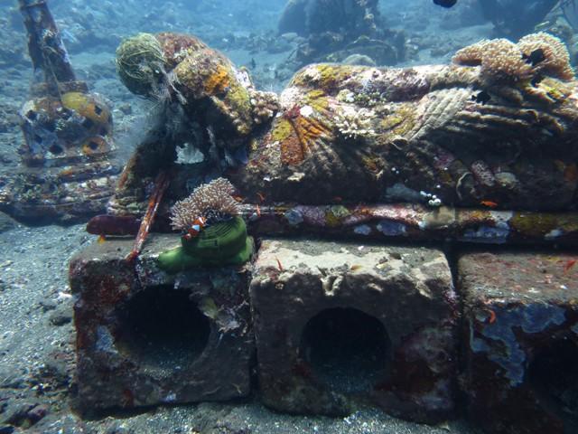 Lặn biển để ngắm những pho tượng bí ẩn và tuyệt đẹp - Ảnh 5.