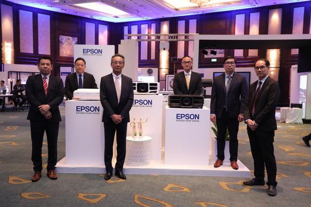 Epson ra mắt dòng máy chiếu Laser đầu tiên - Ảnh 2.