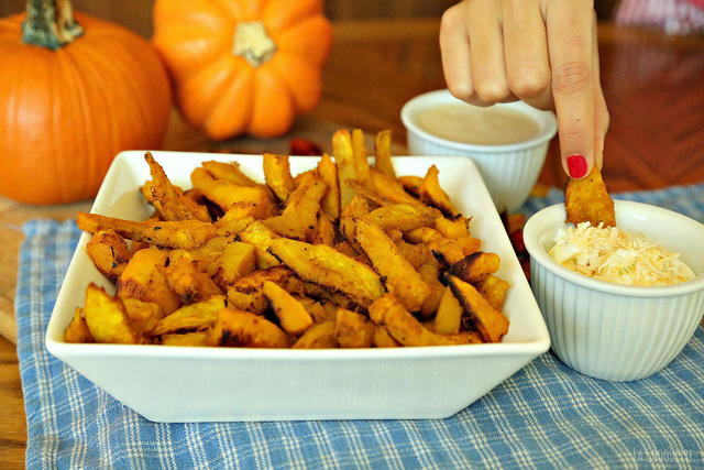 3 món ngon cho mùa thu với bí đỏ - Ảnh 3.