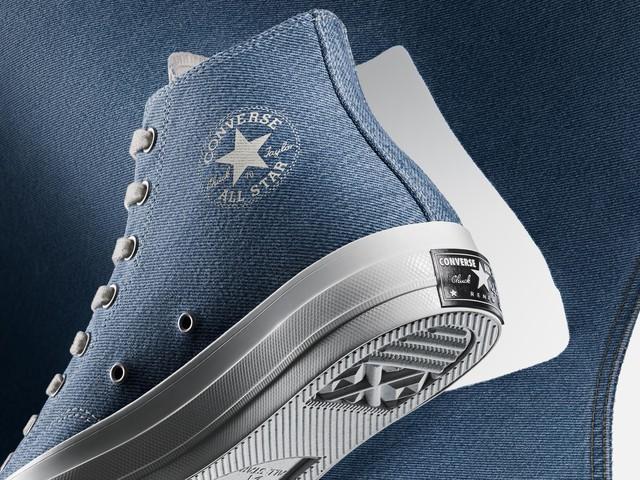 Mẫu giày mới của Converse được sản xuất hoàn toàn từ… rác thải - Ảnh 4.