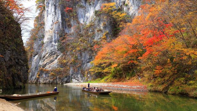 Lên chuyến tàu đến Tohoku mùa lá đỏ - Ảnh 11.