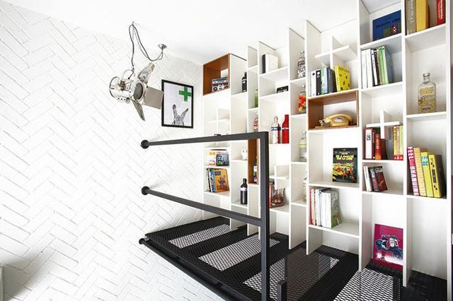 6 ý tưởng cho thư viện mini tại nhà - Ảnh 1.