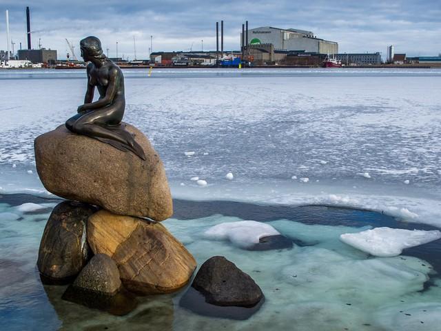 Ngắm Copenhagen vào một ngày mùa đông - Ảnh 12.