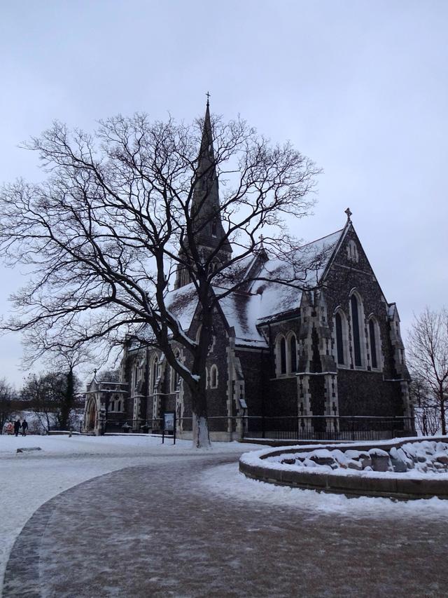 Ngắm Copenhagen vào một ngày mùa đông - Ảnh 4.