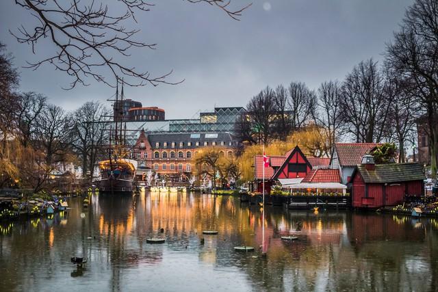 Ngắm Copenhagen vào một ngày mùa đông - Ảnh 7.