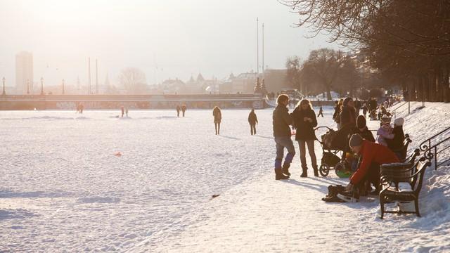 Ngắm Copenhagen vào một ngày mùa đông - Ảnh 11.