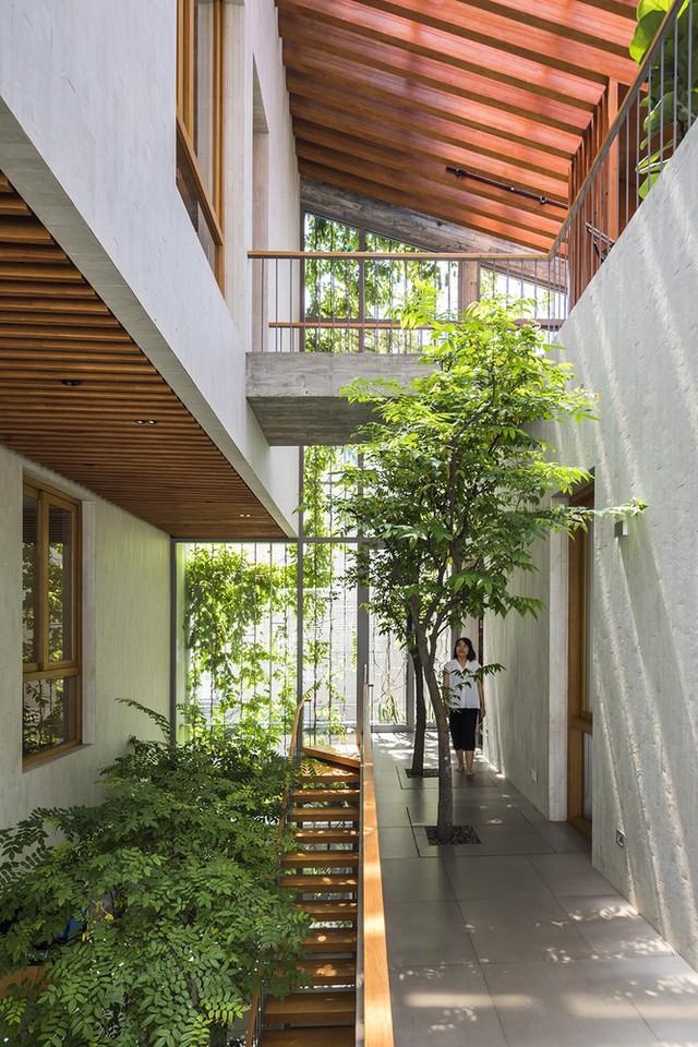 Giải thưởng kiến trúc quốc tế vinh danh 2 công trình của Việt Nam - Ảnh 9.