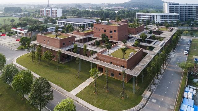 Giải thưởng kiến trúc quốc tế vinh danh 2 công trình của Việt Nam - Ảnh 1.
