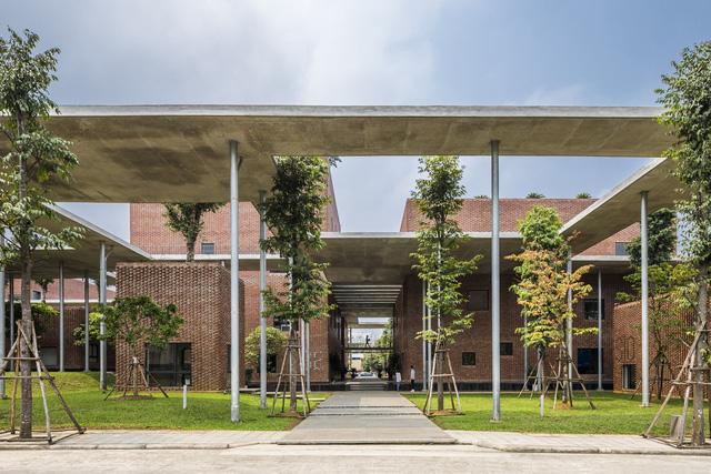 Giải thưởng kiến trúc quốc tế vinh danh 2 công trình của Việt Nam - Ảnh 2.