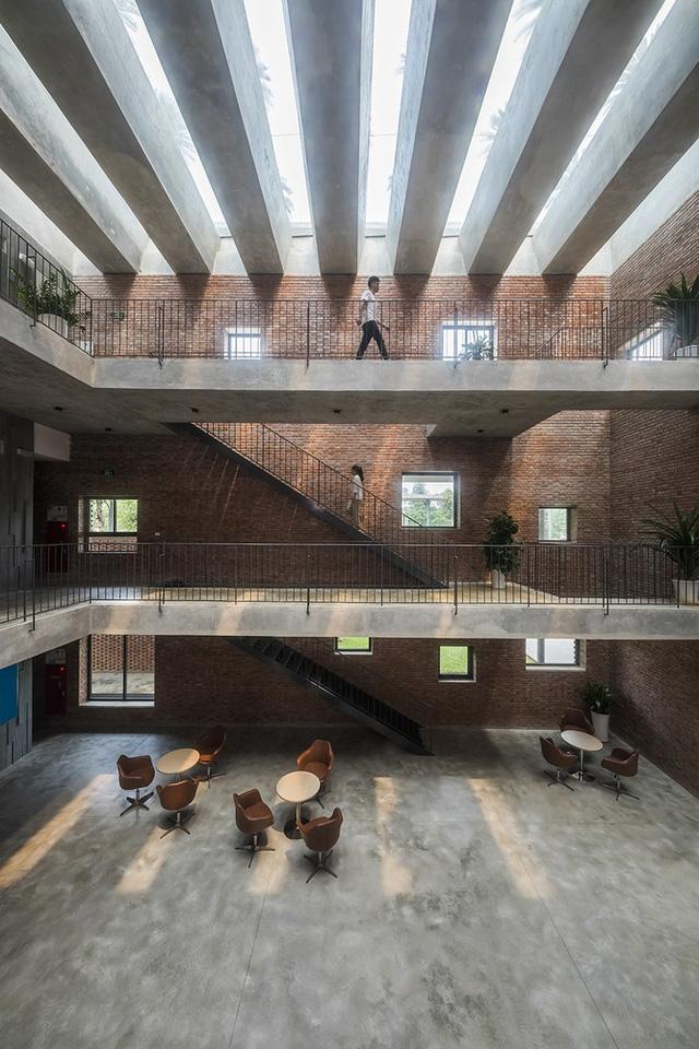 Giải thưởng kiến trúc quốc tế vinh danh 2 công trình của Việt Nam - Ảnh 4.