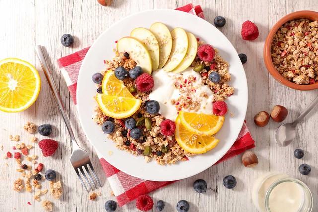 Thực phẩm ăn sáng tốt nhất cho sức khỏe - Ảnh 1.
