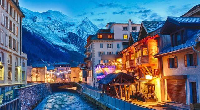 Chamonix – điểm trượt tuyết không thể bỏ qua - Ảnh 1.