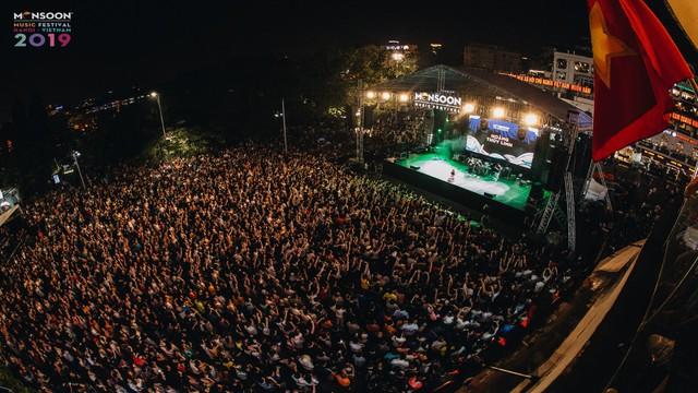 Lễ hội âm nhạc Gió mùa trở lại - Ảnh 1.