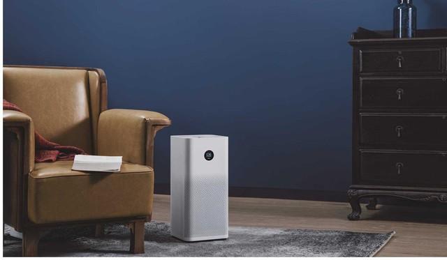 Khi công nghệ giúp thanh lọc không khí trong nhà - Ảnh 1.