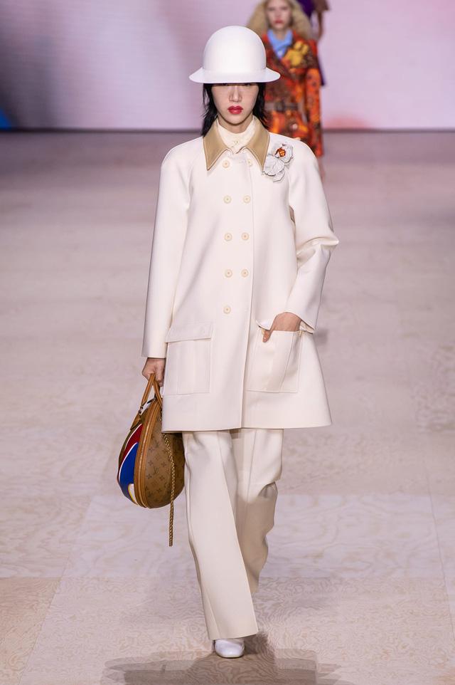 BST Xuân – Hè 2020 của Louis Vuitton: năm 1970 đã trở lại - Ảnh 14.