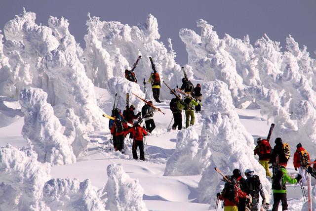 Aomori – thiên đường tuyết của Nhật Bản - Ảnh 11.