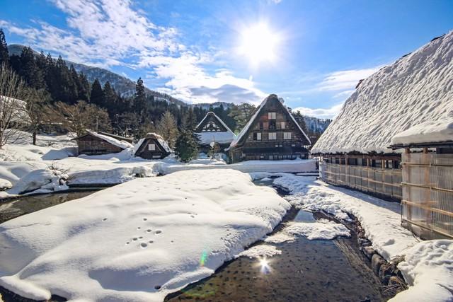 Aomori – thiên đường tuyết của Nhật Bản - Ảnh 3.