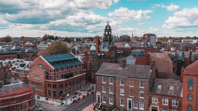 Thăm thành phố York để nghe kể chuyện ma - Ảnh 12.