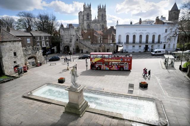 Thăm thành phố York để nghe kể chuyện ma - Ảnh 3.