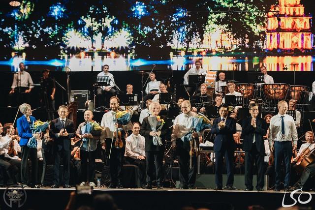 """Vietnam Airlines Classic – Hanoi Concert 2019: Đỉnh cao cổ điển """"xuống phố"""", tiếp tục thăng hoa - Ảnh 7."""