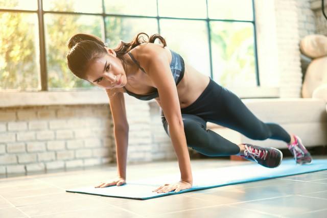 Những lợi ích của bài tập lunges - Ảnh 2.