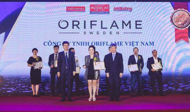 Oriflame vinh dự đạt Top 100 sản phẩm - dịch vụ được Tin & Dùng 2019 - Ảnh 1.