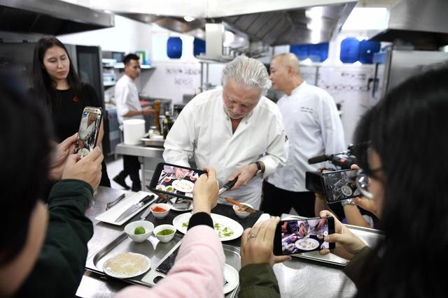 Đầu bếp sao Michelin nói gì về ẩm thực xanh? - Ảnh 1.