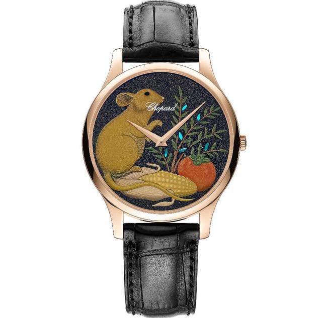 Đồng hồ Chopard LUC XP phiên bản giới hạn dành cho năm Canh Tý - Ảnh 1.
