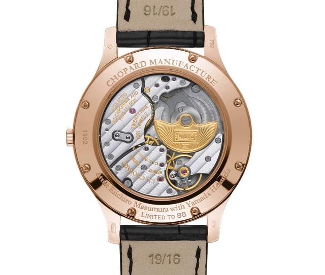 Đồng hồ Chopard LUC XP phiên bản giới hạn dành cho năm Canh Tý - Ảnh 2.