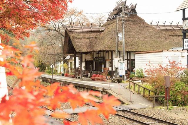 Làng cổ Ouchi-juku: trọn vẹn 4 mùa Nhật Bản - Ảnh 2.