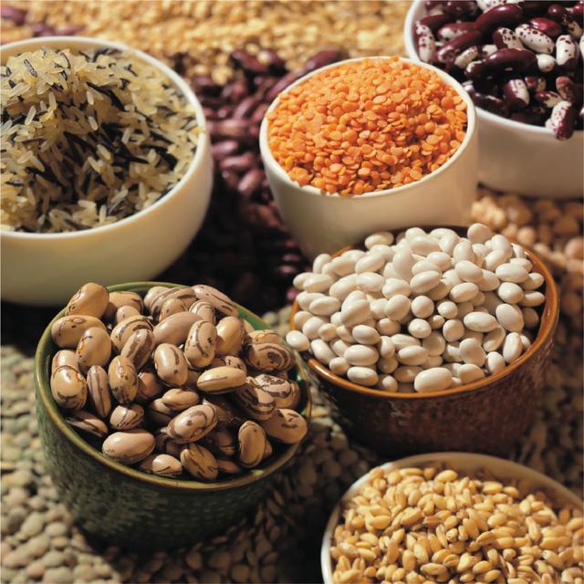 Cách bảo quản nông sản, thực phẩm khô an toàn - Ảnh 1.