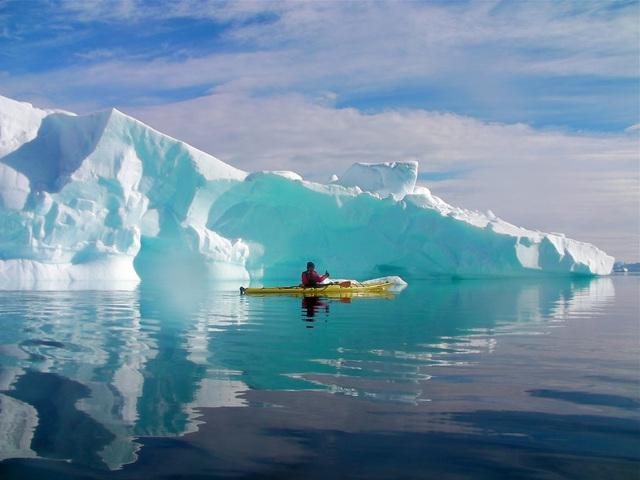 Ngắm băng trôi ở Newfoundland và Labrador - Ảnh 10.
