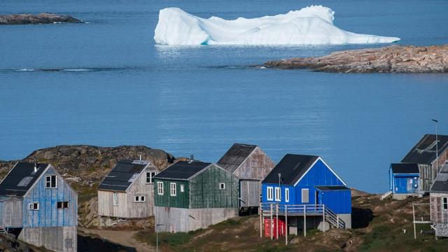 Ngắm băng trôi ở Newfoundland và Labrador - Ảnh 11.