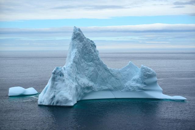 Ngắm băng trôi ở Newfoundland và Labrador - Ảnh 15.