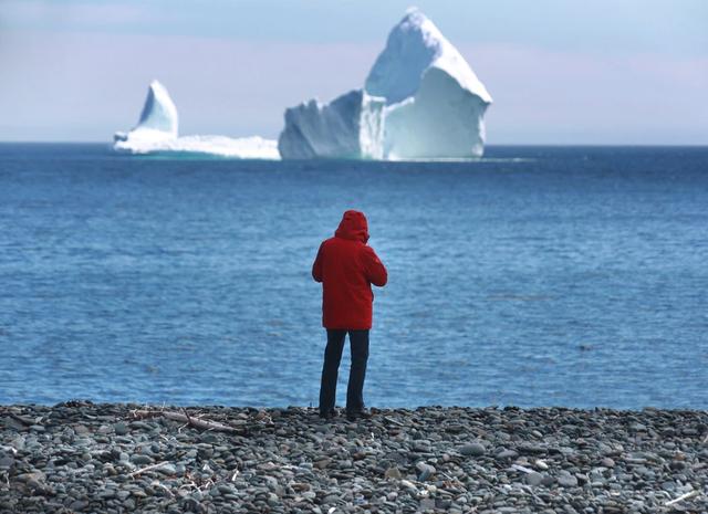 Ngắm băng trôi ở Newfoundland và Labrador - Ảnh 16.
