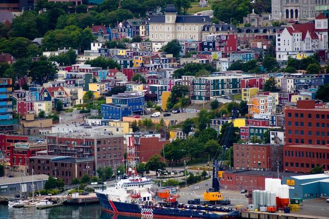 Ngắm băng trôi ở Newfoundland và Labrador - Ảnh 4.