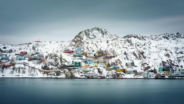 Ngắm băng trôi ở Newfoundland và Labrador - Ảnh 5.