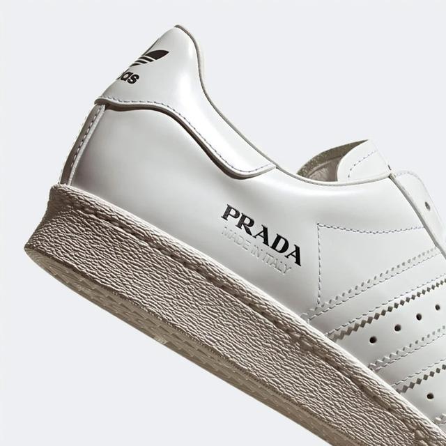 Sản phẩm hợp tác giữa Adidas và Prada: đơn giản đến khó tin - Ảnh 2.