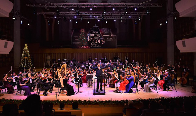 Chào mừng mùa lễ hội cùng Sun Symphony Orchestra - Ảnh 5.