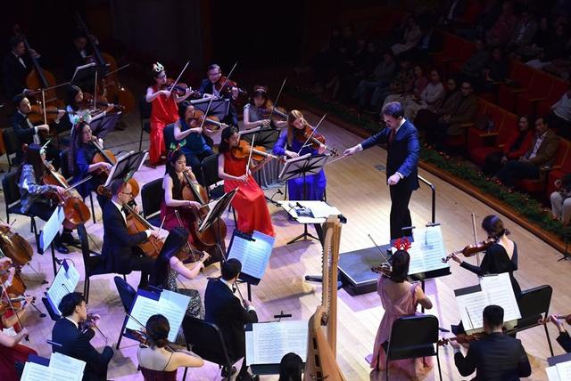 Chào mừng mùa lễ hội cùng Sun Symphony Orchestra - Ảnh 1.