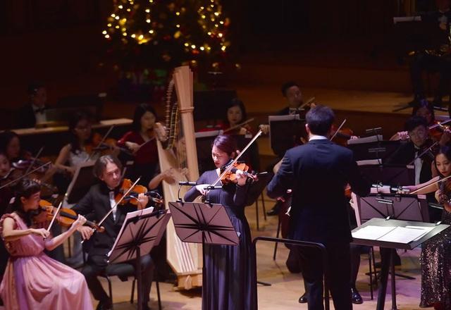 Chào mừng mùa lễ hội cùng Sun Symphony Orchestra - Ảnh 3.