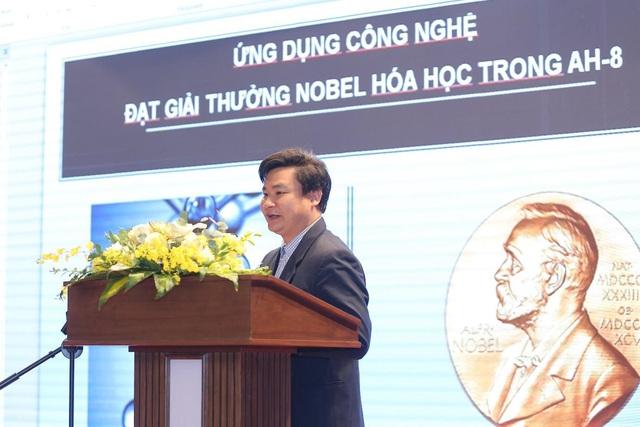 Chuyên gia Đại học Y Hà Nội giới thiệu công nghệ chống nhăn ứng dụng từ giải thưởng Nobel - Ảnh 1.