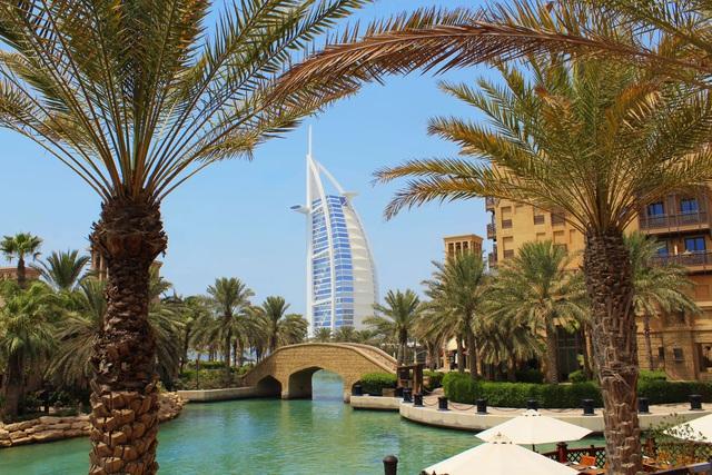 Dubai: sự quyến rũ của những điều đối lập - Ảnh 5.
