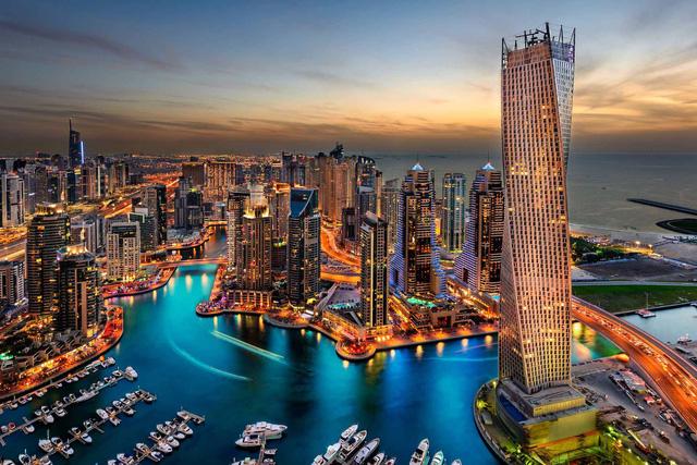 Dubai: sự quyến rũ của những điều đối lập - Ảnh 1.