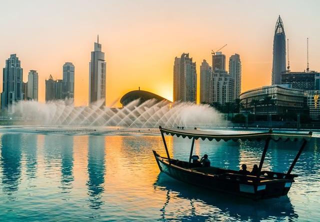 Dubai: sự quyến rũ của những điều đối lập - Ảnh 4.